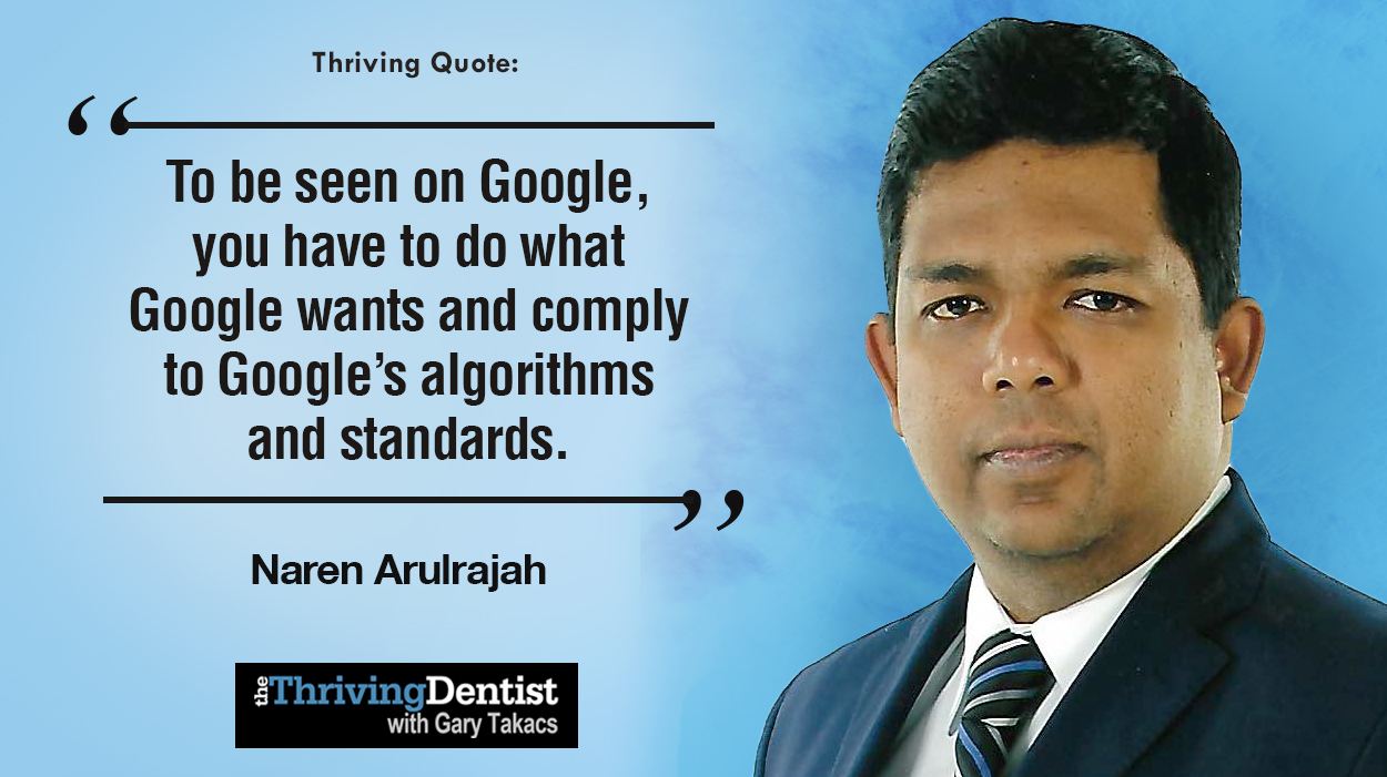 Thriving Quote by Naren Arulrajah