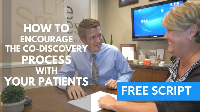 how to encourage the co-discovery process with your patients