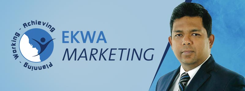 MARKETING DONE  BY EKWA MARKETING
