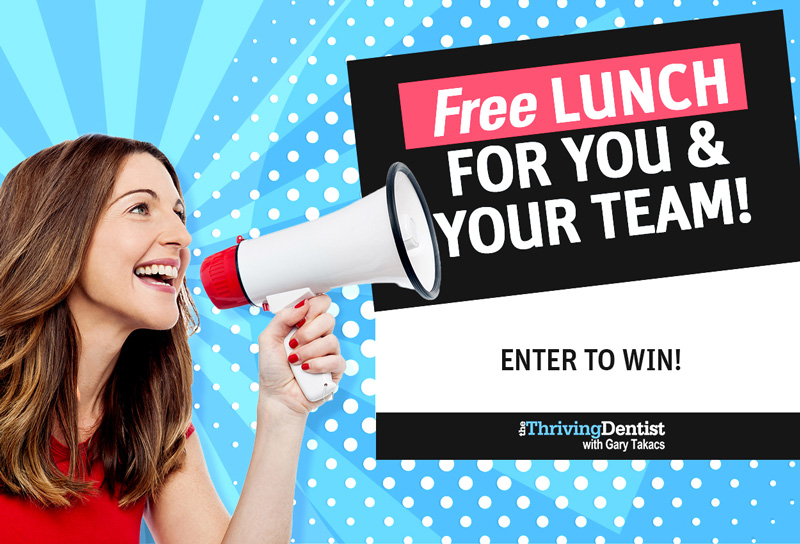 WIN a free lunch