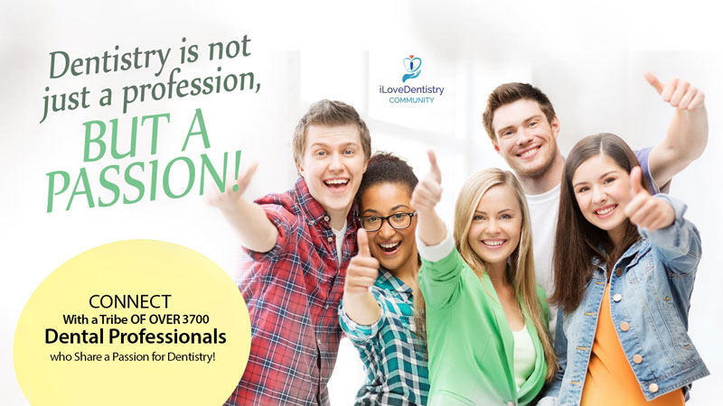 Join iLovedentistry Facebook Group