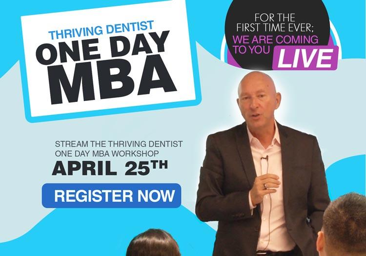TD MBA - Save my seat