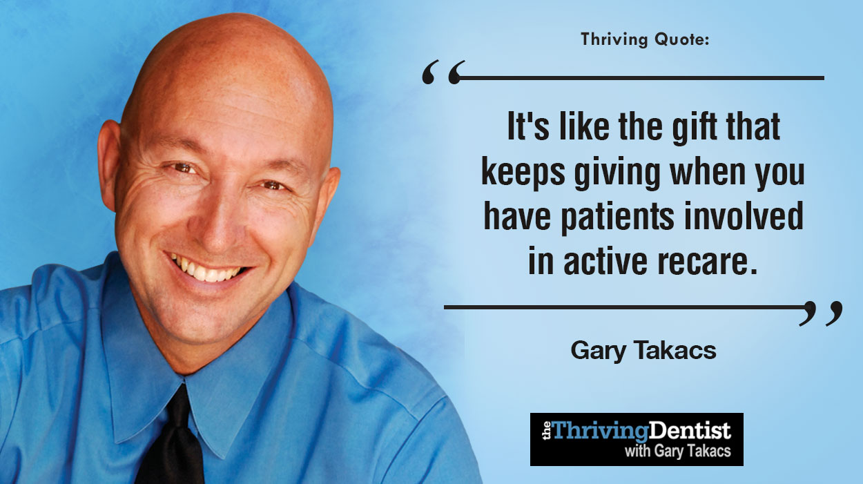 Thriving Quote by Gary Takacs