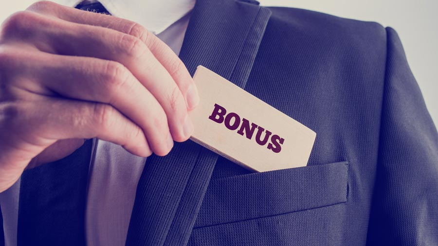 Set targets for your team, and reward them monthly or quarterly if those targets are achieved as a bonus.