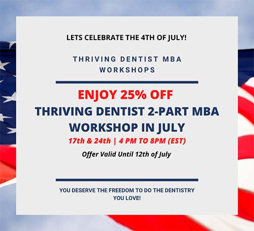 MBA 25% Offer