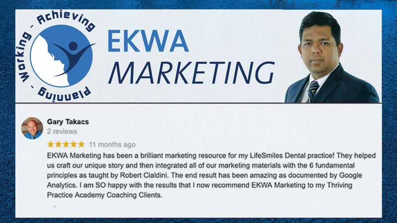 FREE MARKETING STRATEGY MEETING WITH EKWA MARKETING
