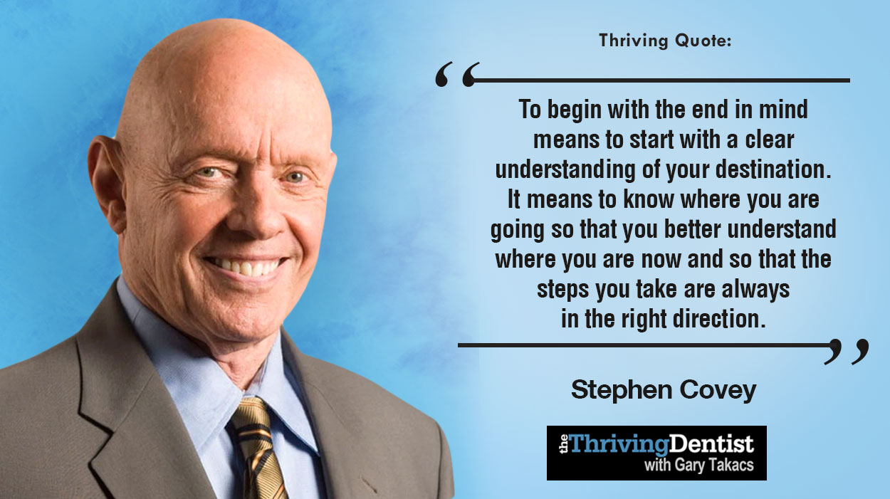 Thriving Quote by Stephen Covey