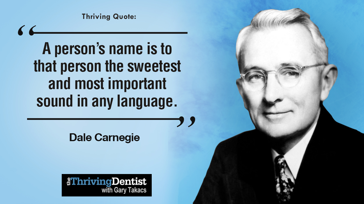 Thriving Quote by Dale Carnegie