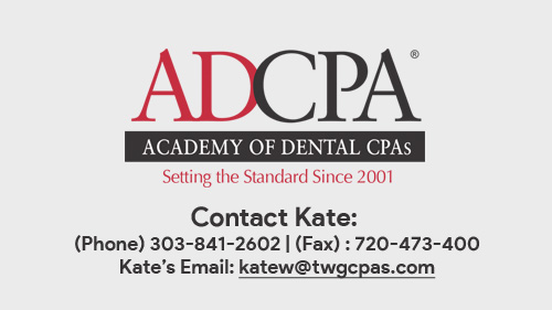 Find your Dental CPA now!