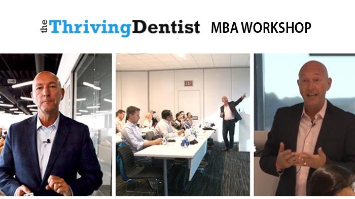 Thriving Dentist MBA Workshop