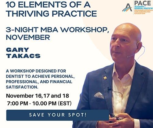 MBA Offer